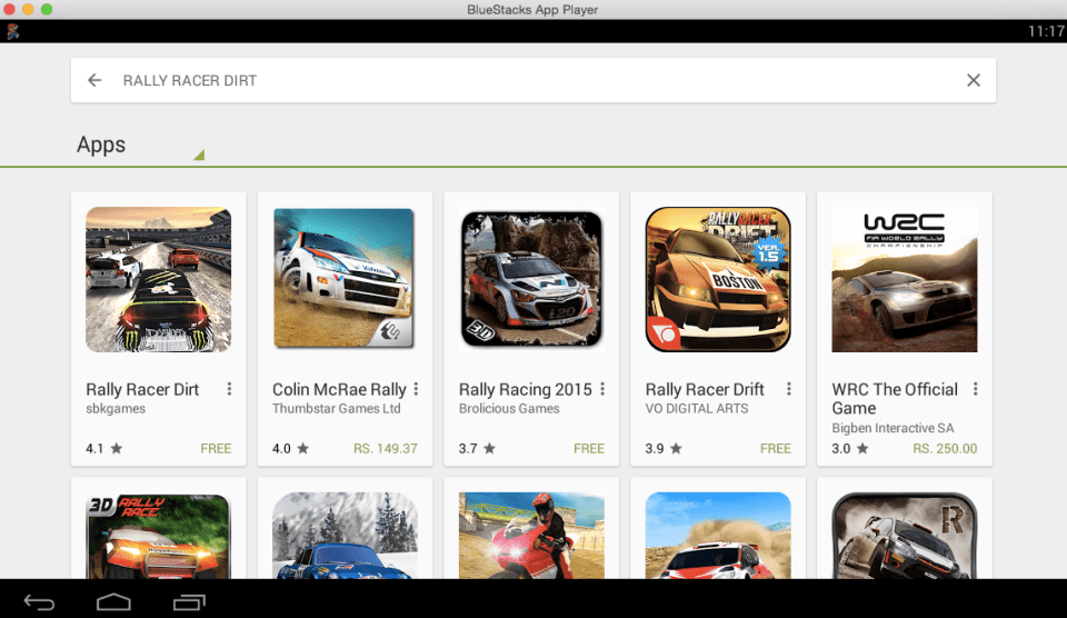 Rally Racer Dirt for PC 5