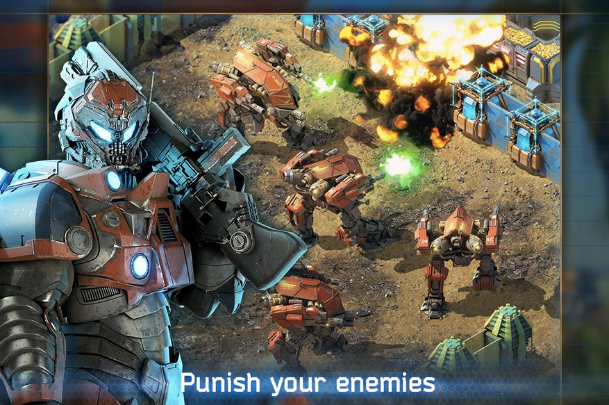 Battle for the Galaxy APK 3