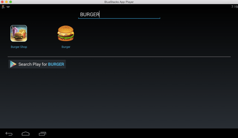 Burger for PC 4