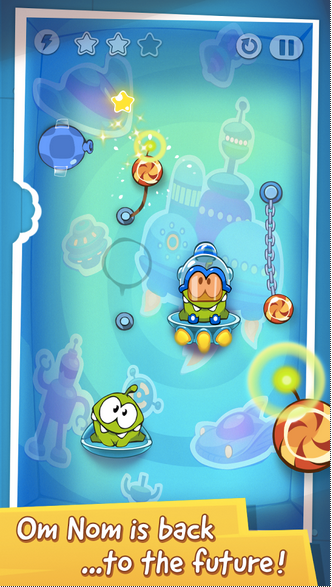Cut The Rope Time Travel APK 4