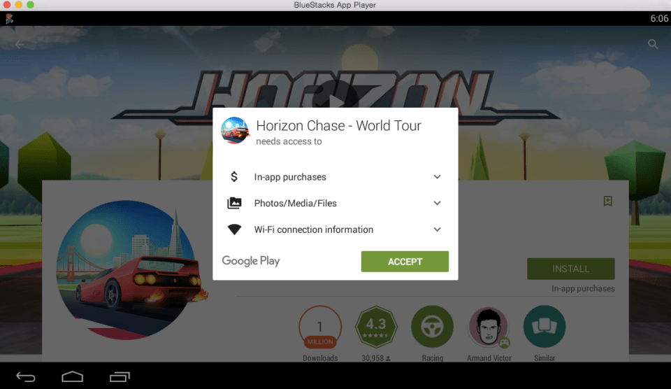 Horizon Chase for PC 6