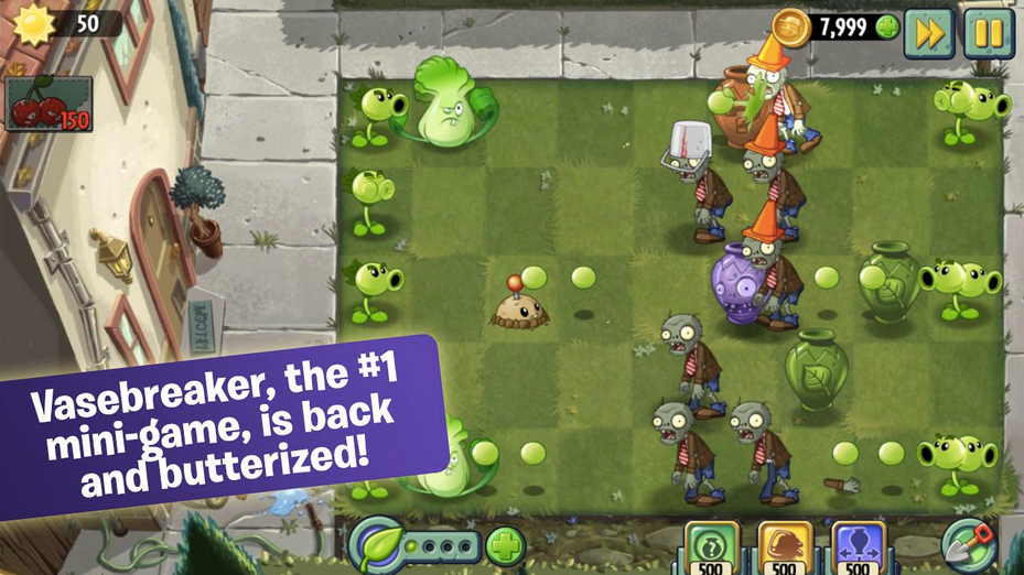 Plants vs. Zombies 2 APK 4