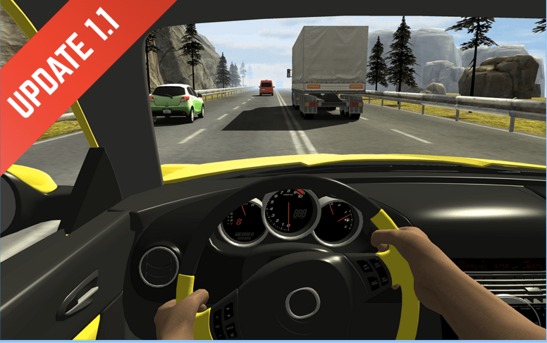 Racing In Car APK 3