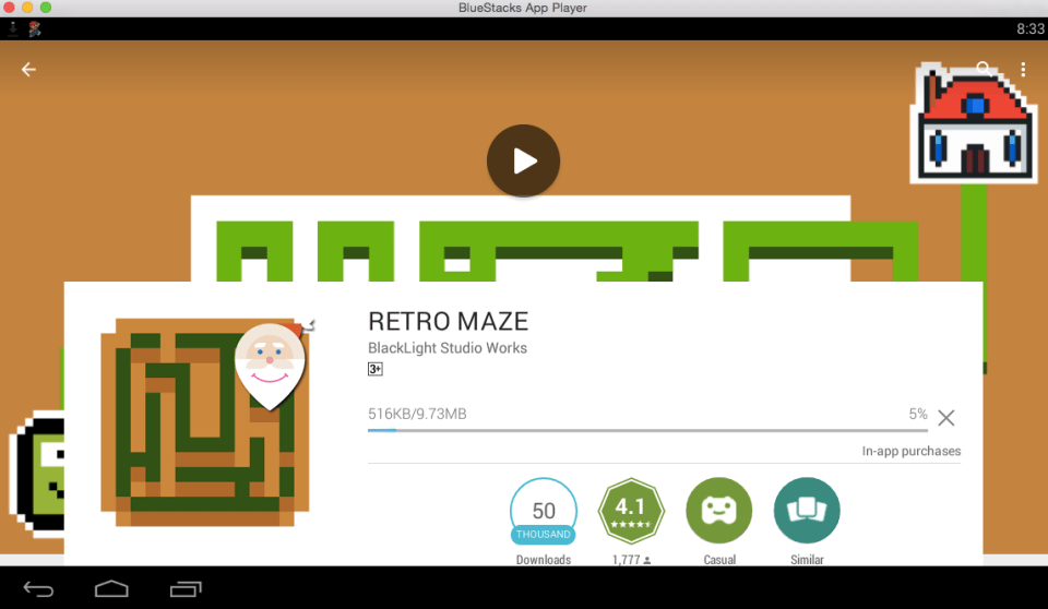 Retro Maze for PC 7