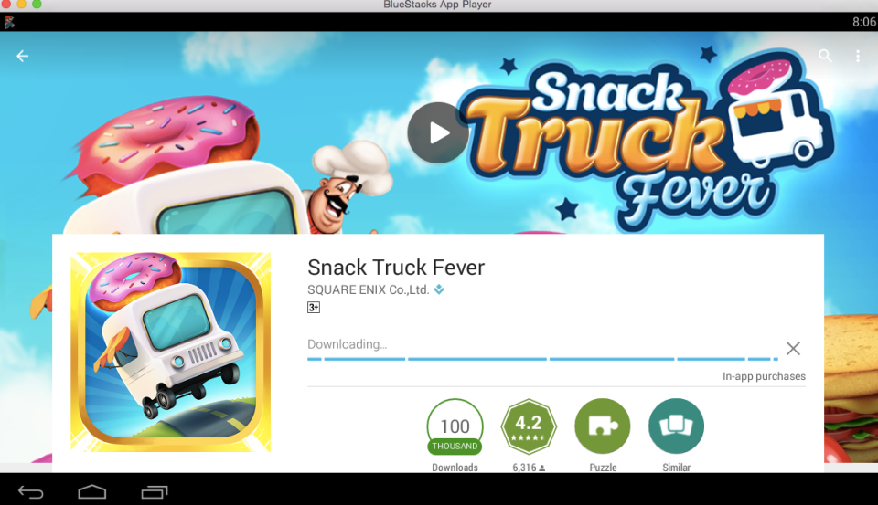 Snack Truck Fever for PC 7
