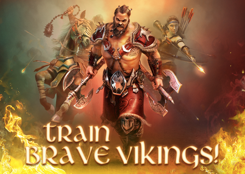 Vikings War of Clans APK 4