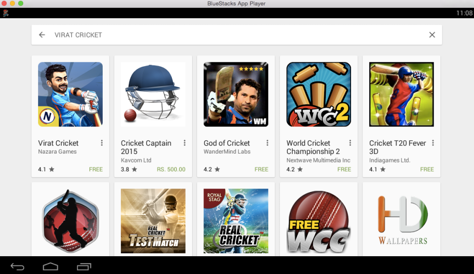 Virat Cricket for PC 4