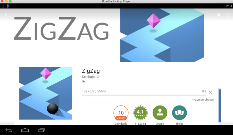 ZigZag for PC 7