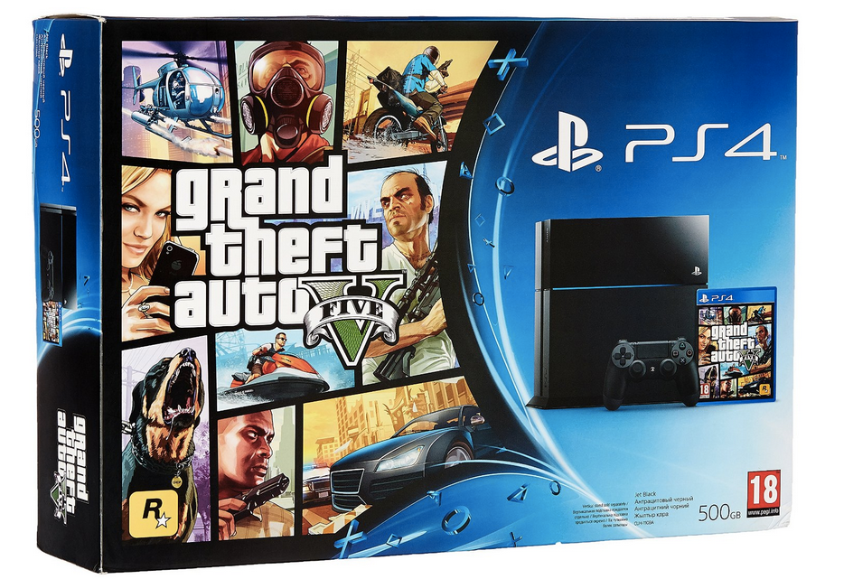 Grand Theft Auto V Bundle