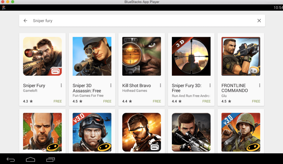 Sniper Fury for PC 5