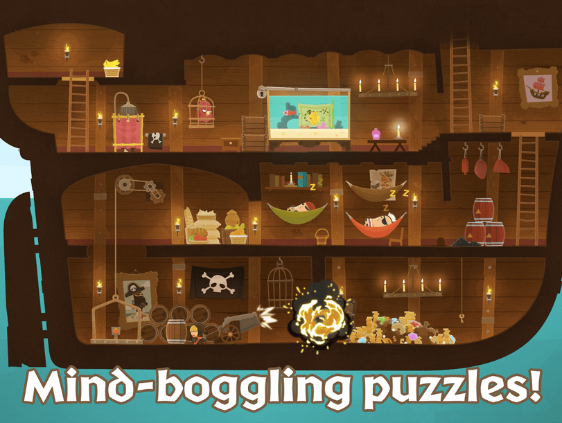 Tiny Thief APK 4