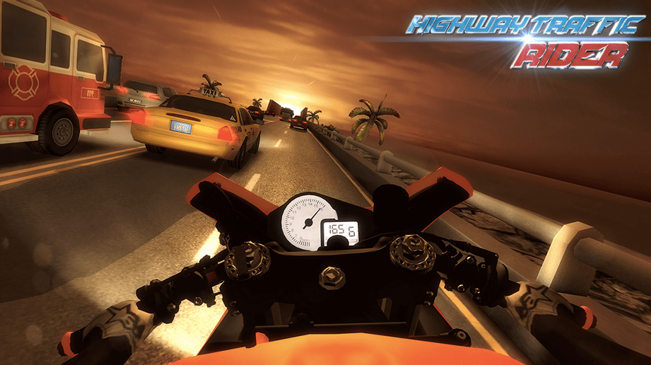 Highway Traffic Rider APK 3