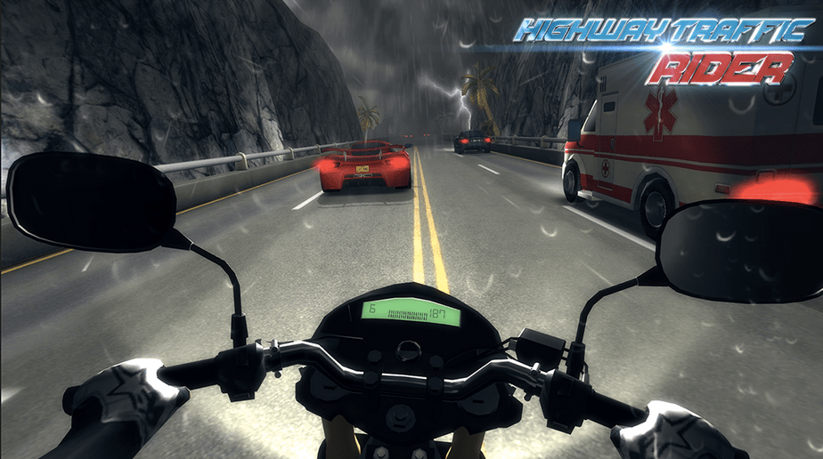 Highway Traffic Rider APK 4