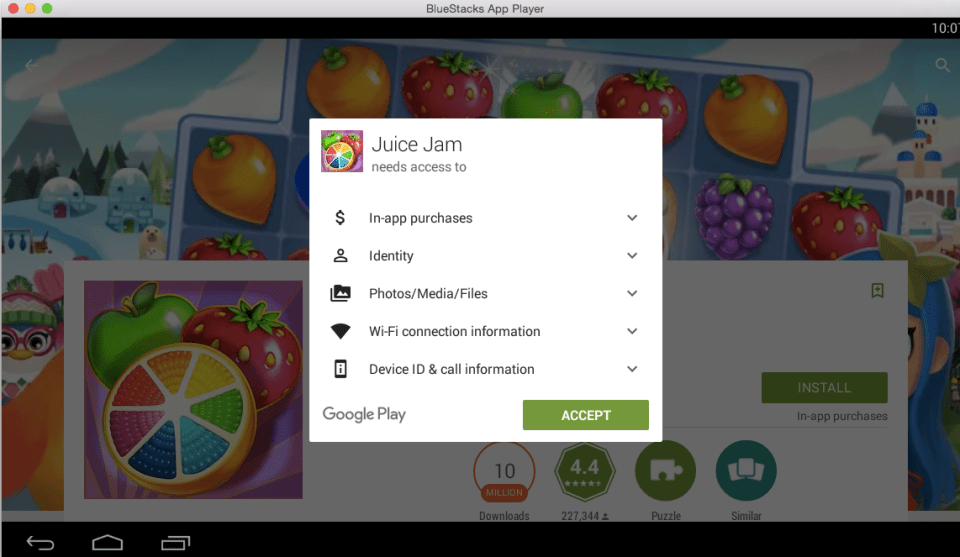 Juice Jam for PC 6