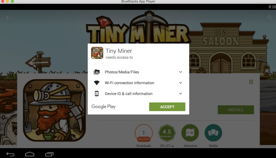 Tiny Miner for PC 6