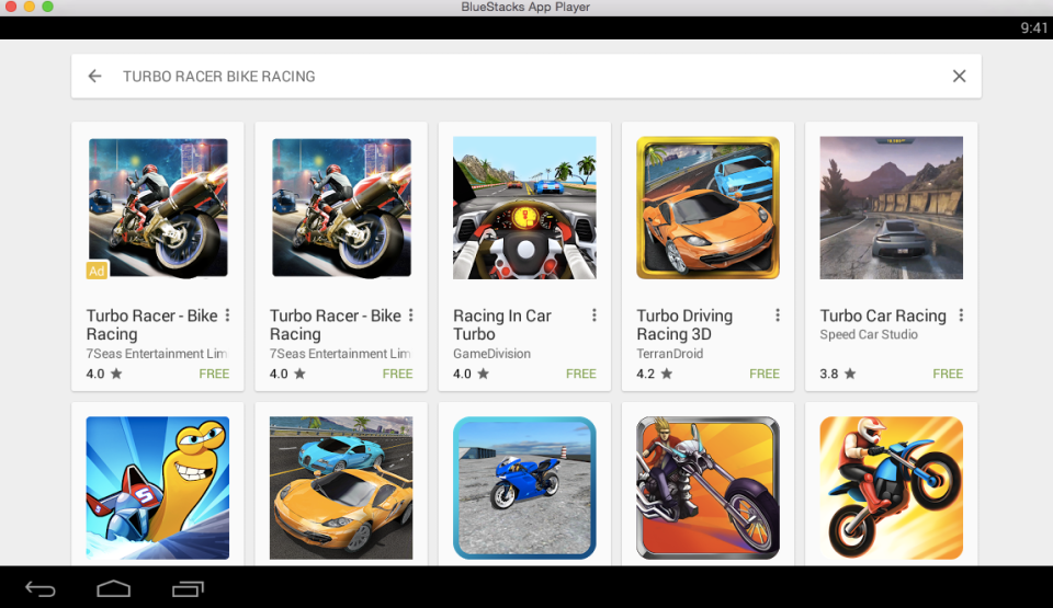 Turbo Racer for PC 5