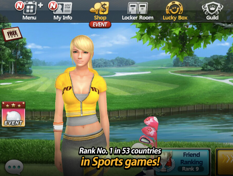 Golf Star APK 3