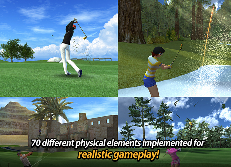 Golf Star APK 4