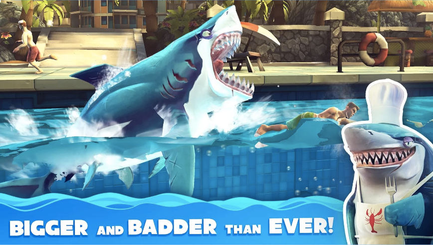 Hungry Shark World APK 2