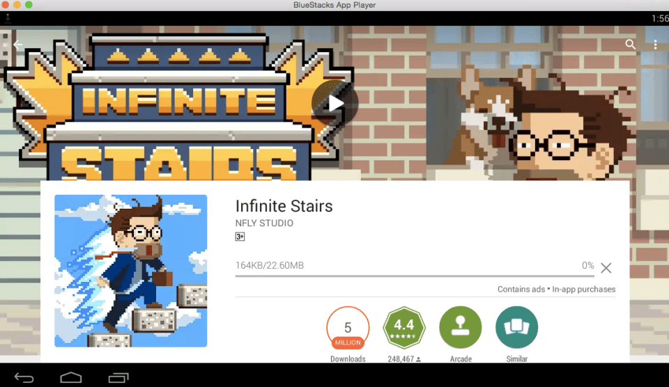 Infinite Stairs for PC 7