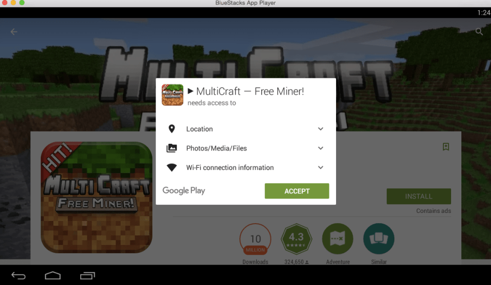 MultiCraft for PC 6