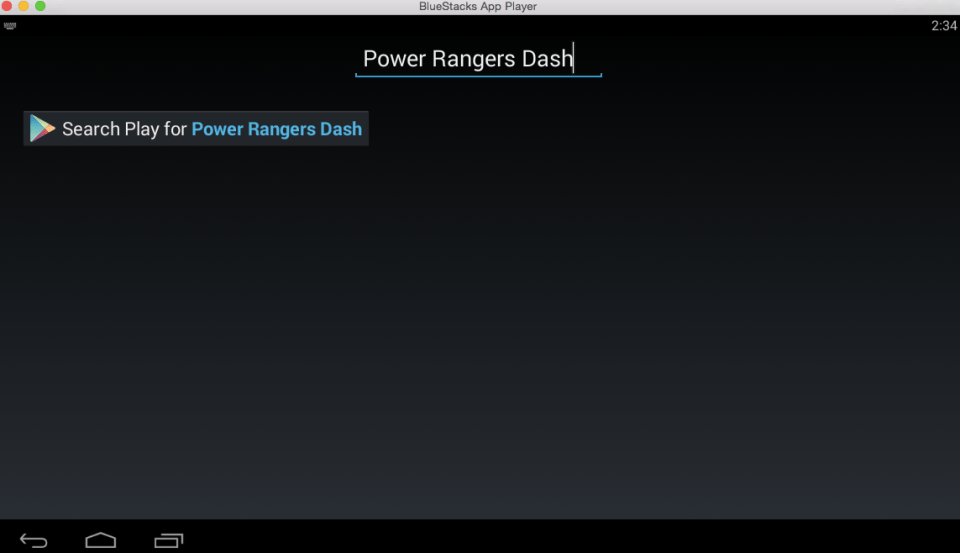 Power Rangers Dash for PC 4