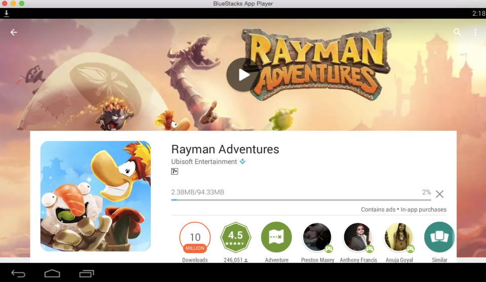 Rayman Adventures for PC 7