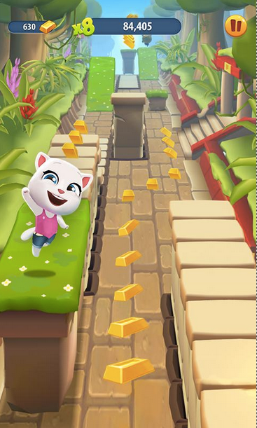 Talking Tom Gold Run APK 3