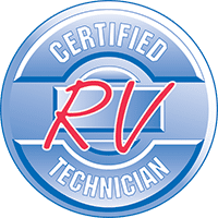 Certified RV Technician Logo
