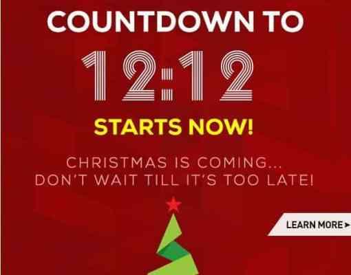 Jumia Christmas sales