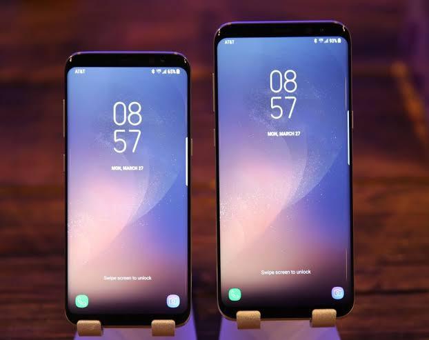 Samsung Galaxy S9 и S9 Plus 2