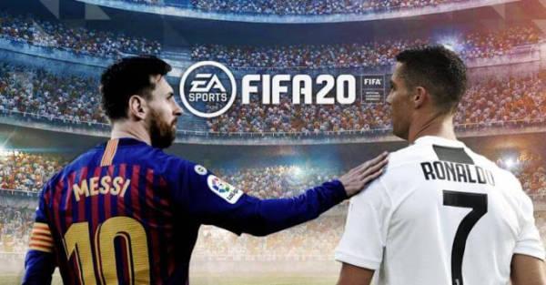 FIFA 20 MOD FIFA 14 İndir