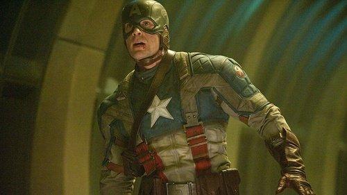 Captain America The First Avenger (2012)