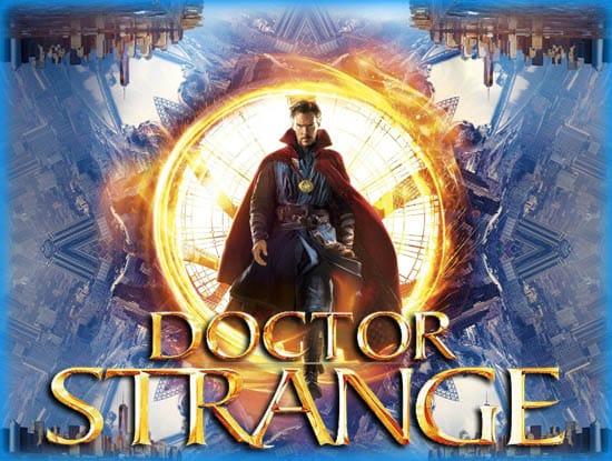 Dr. Strange (2016)