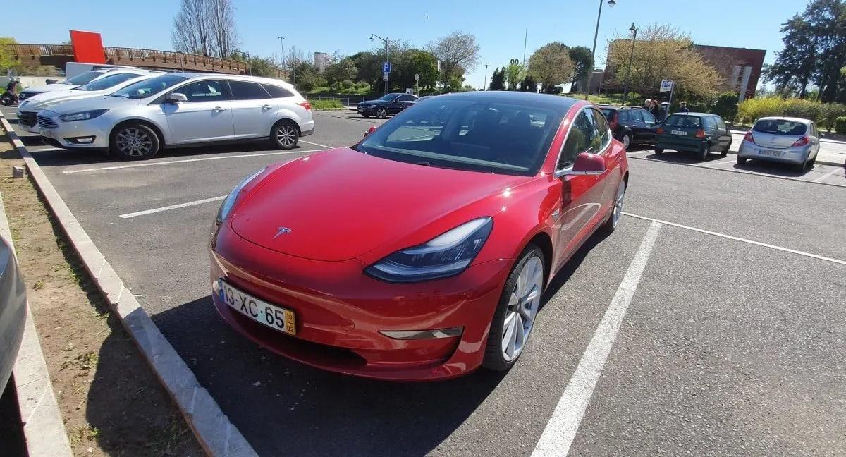 Tesla Electric Car
