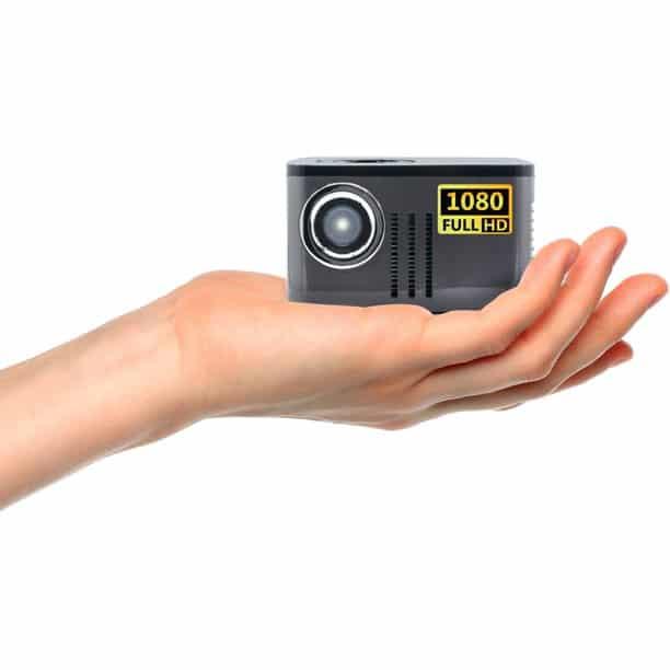 Aaxa P7 Pico Projector