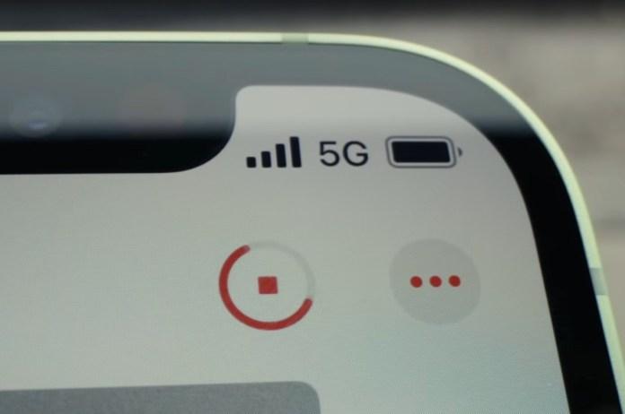 Spot Apple Iphone 5g