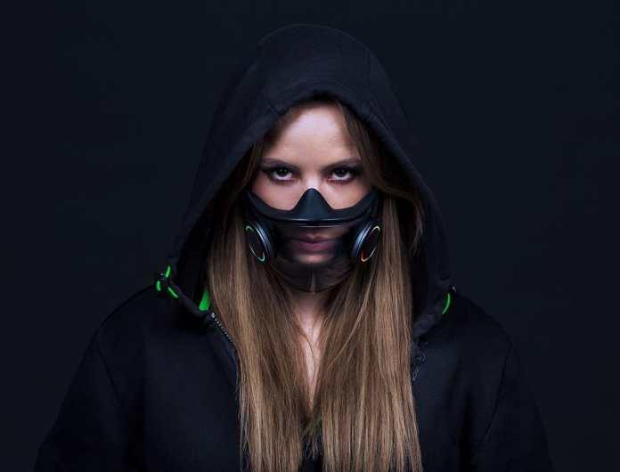 Project Hazel By Razer Worlds Smartest Face Mask 02