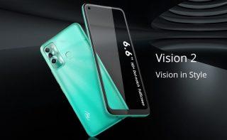 Itel Vision 2