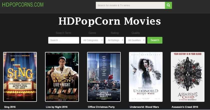 Hdpopcorn Movies