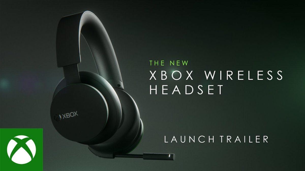Xbox Wireless Headphone