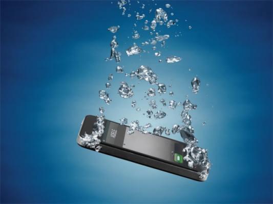 Save Phone Water Damage