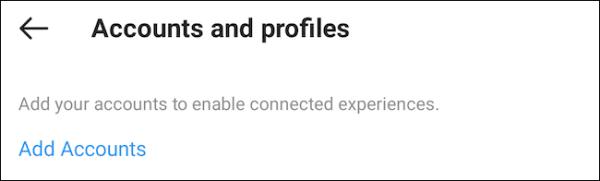Instagram App Add Facebook Account (1)