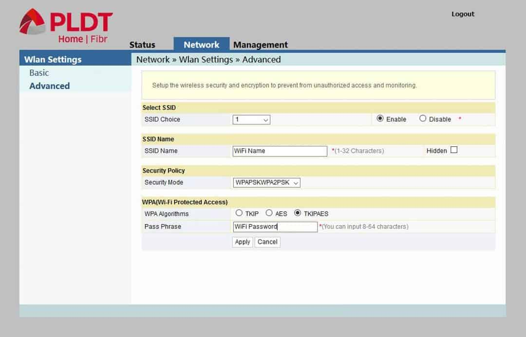How To Change Password Pldt Mydsl Wifi Modem GUIDE How to Change