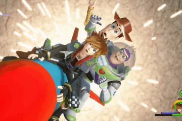 "WATCH: ""Kingdom Hearts III"" trailer ends Dark Seeker saga"