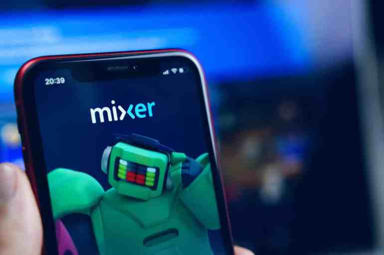 R.I.P. Mixer, the live streaming platform with lofty ambitions