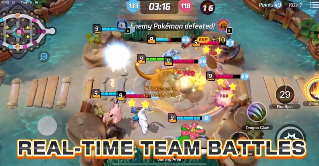 Pokémon Unite: A free-to-play MOBA to rival Mobile Legends