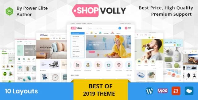 ShopVolly theme