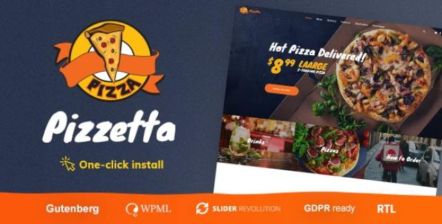 Pizzetta theme