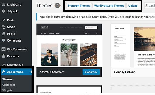 Themes 1 The Beginner's Guide to Starting an Online Store – Step-by-Step Guide for 2020